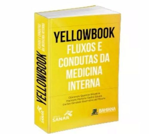 Combo Yellowbook E Medicina De Emergência Abordagem Prática