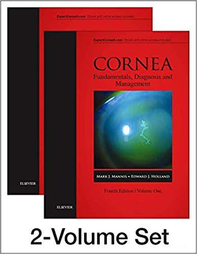 Livro Cornea, 2-Volume Set