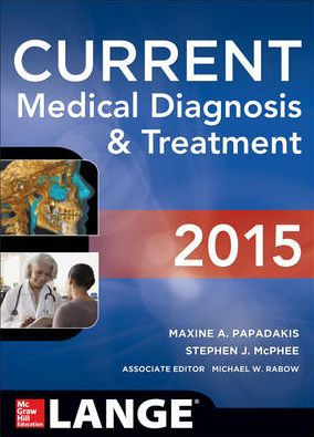 Livro Current Medical Diagnosis and Treatment 2015