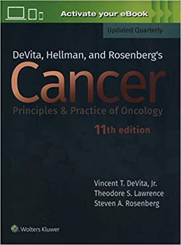 Livro Devita Hellman And Rosenbergs Cancer