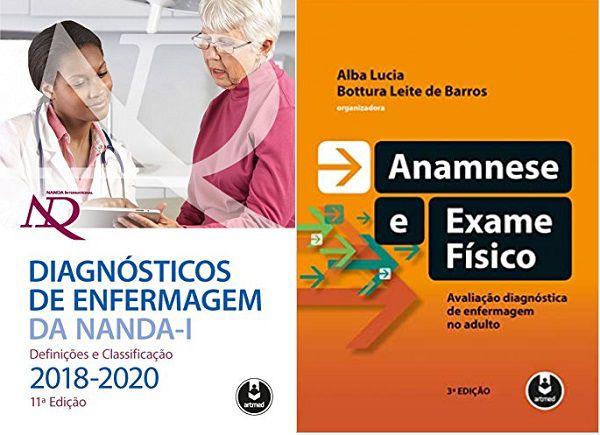 Diagnósticos De Enfermagem Da Nanda + Anamnese Exame Físico