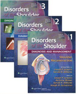 Livro Disorders of the Shoulder: Diagnosis and Management Package