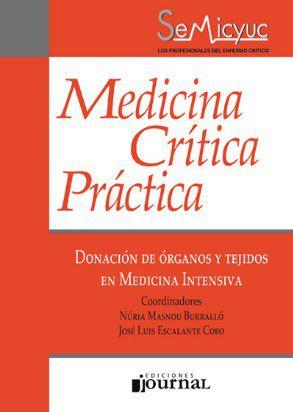 Livro Donacion De Organos Y Tejidos En Medicina Intensiva