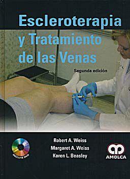 Livro Escleroterapia Y Tratamiento De Las Venas