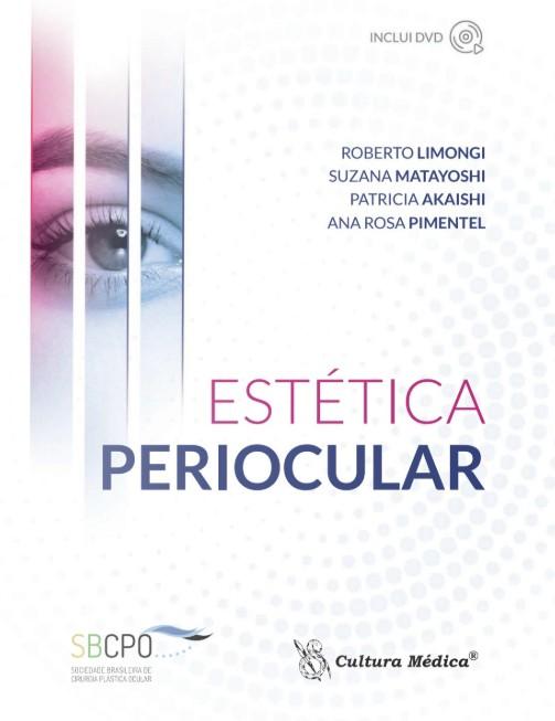 Estética Periocular Inclui 3 Dvds