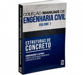 Estruturas De Concreto - Coleção Manuais De Engenharia Civil