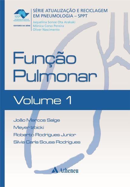 Livro Função Pulmonar - Volume 1