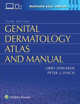 Livro Genital Dermatology Atlas and Manual