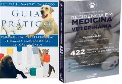 Guia Prático Para Coleta + Residencia Medicina Veterinária