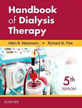 Livro Handbook of Dialysis Therapy
