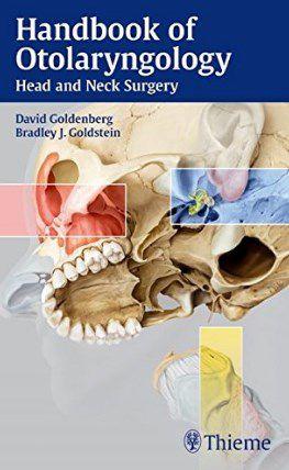 Livro Handbook of Otolaryngology