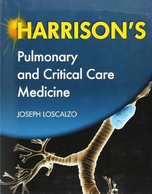 Harrison's Pulmonary and Critical Care Medicine
