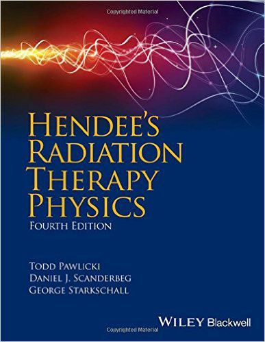 Livro Hendee′s Radiation Therapy Physics