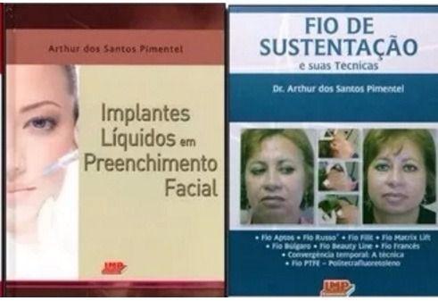 Implante Líquidos + Fio De Sustentação