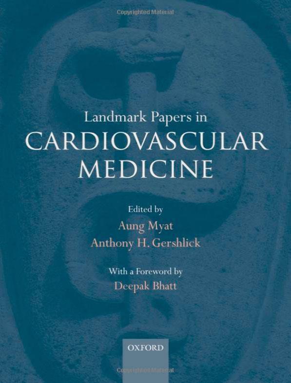 Livro Landmark Papers in Cardiovascular Medicine