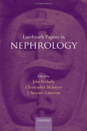 Livro Landmark Papers in Nephrology