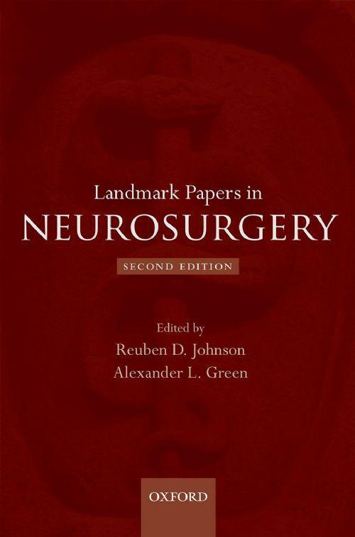 Livro Landmark Papers in Neurosurgery