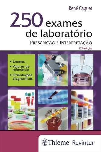 250 Exames De Laboratório