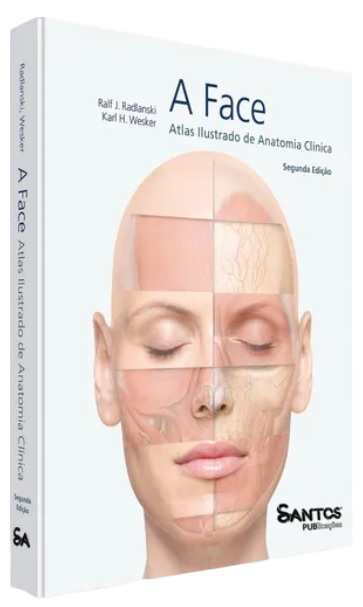 A Face Atlas Ilustrado De Anatomia Clínica Radlanski