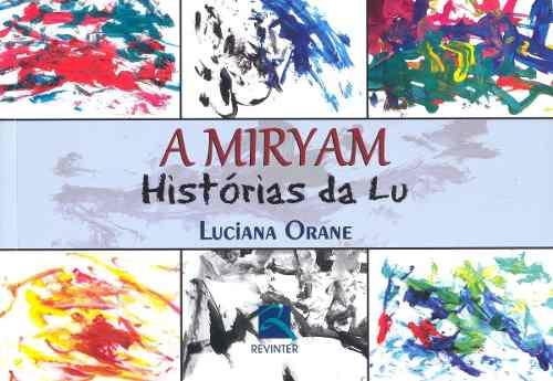 Livro A Miryam, 1ª Edição