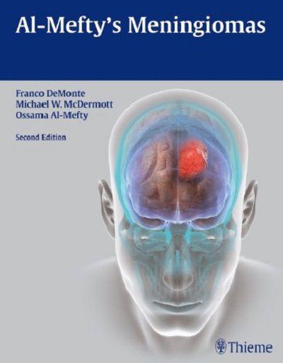 Livro Al Meftys Meningiomas C/DVD