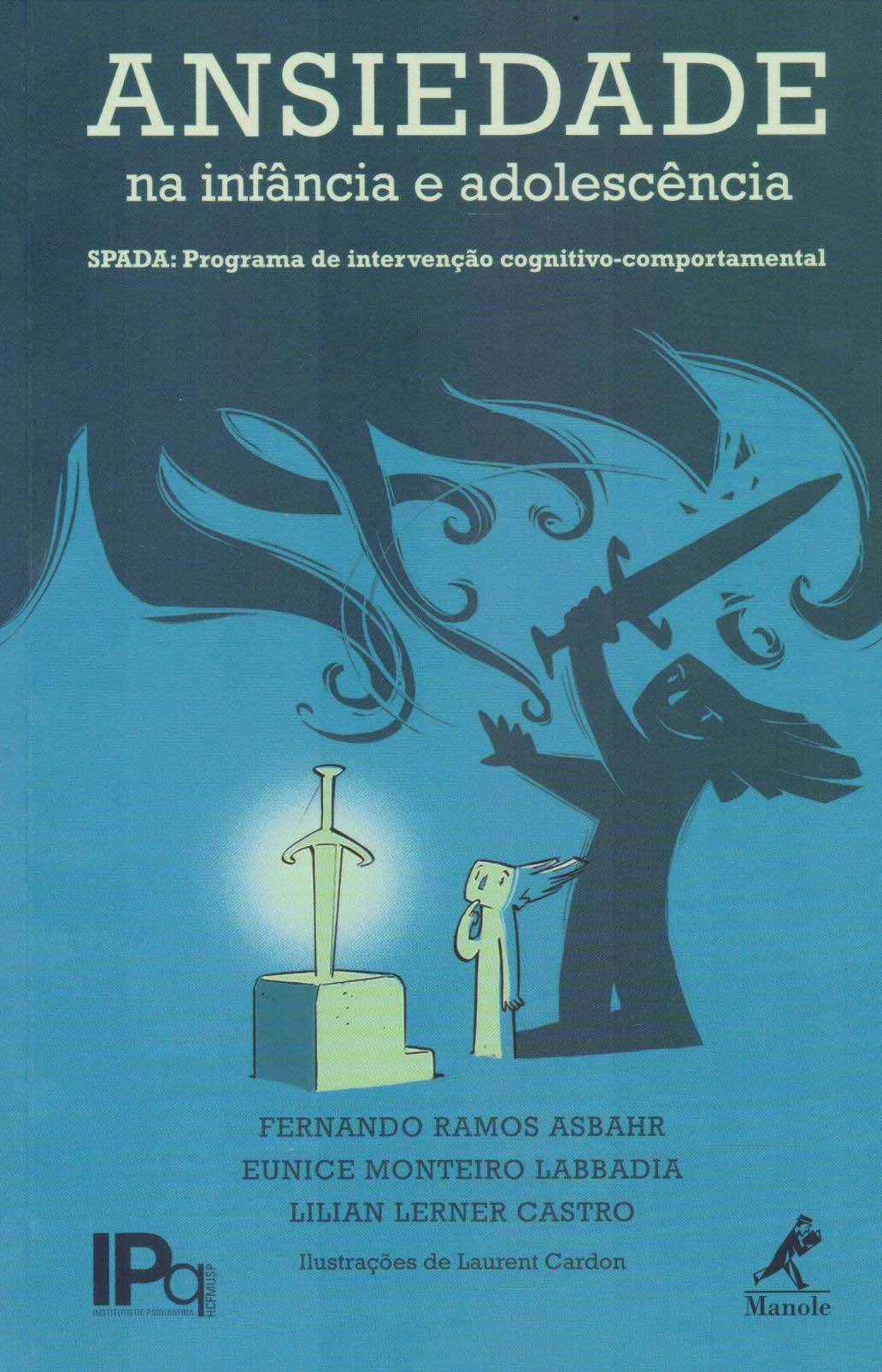 Livro Ansiedade Na Infância E Adolescência