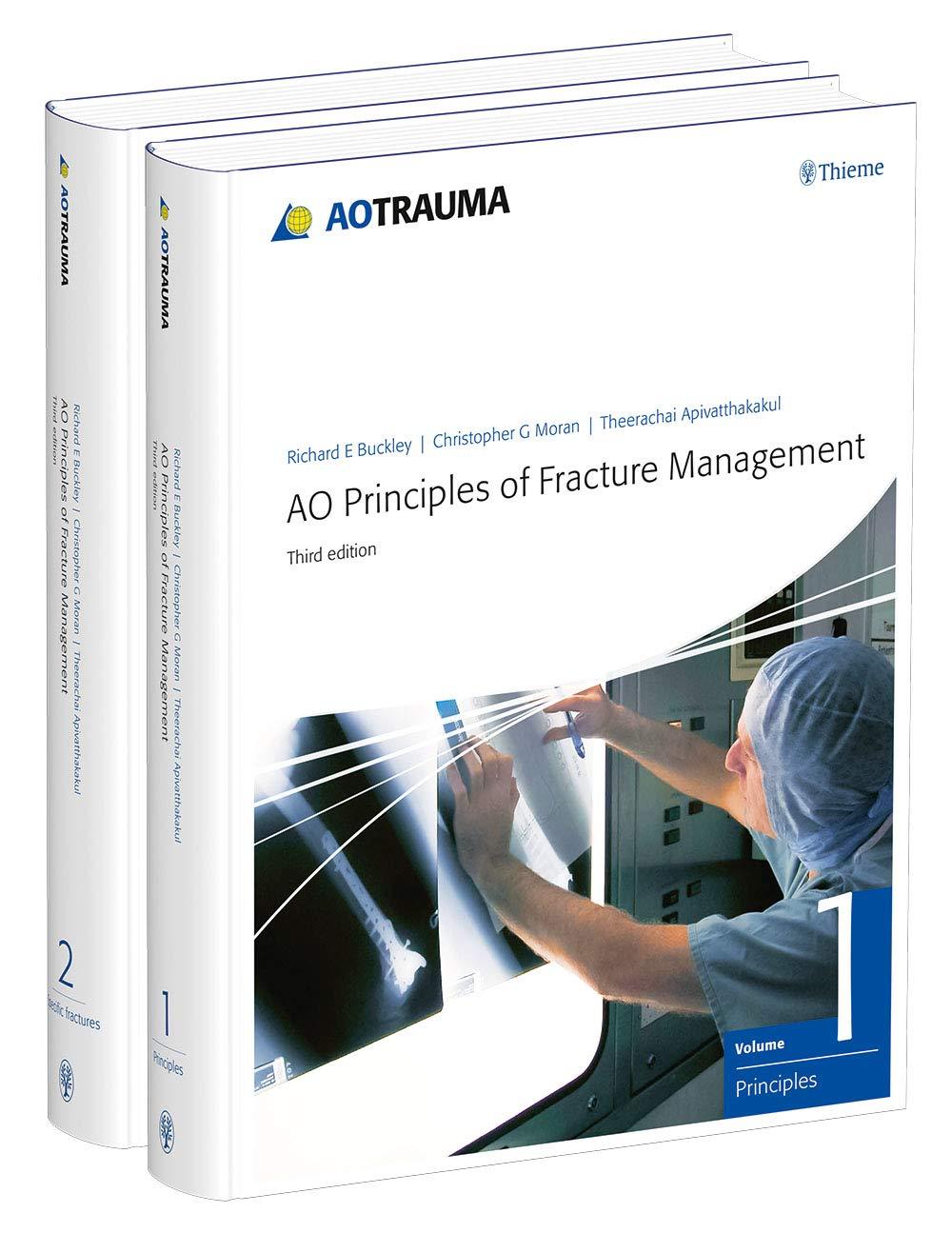 Livro Ao Principles of Fracture Management
