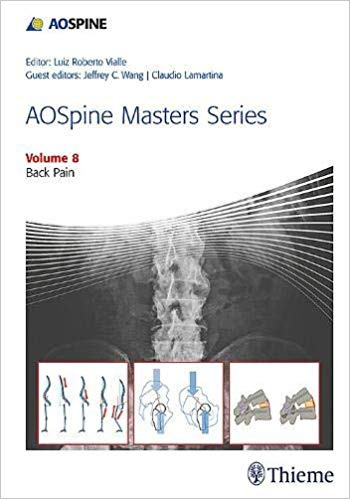 Livro Aospine Masters Series, Vol 8: Back Pain