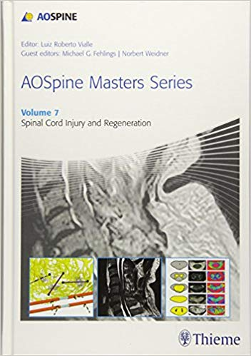 Livro Aospine Masters Series, Volume 7: Spinal Cord Injury and Regeneration