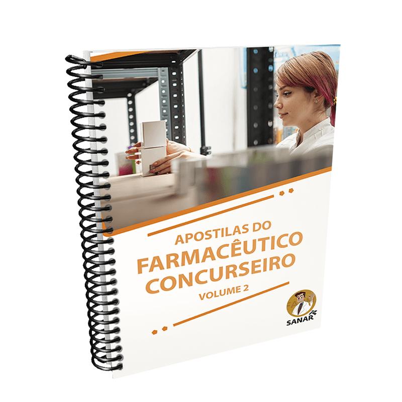 Apostilas Do Farmacêutico Concurseiro - Volume 2