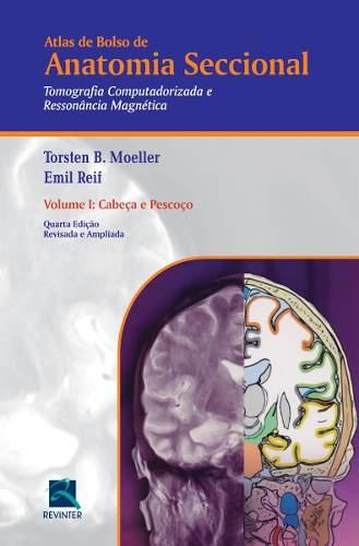 Atlas De Bolso De Anatomia Seccional