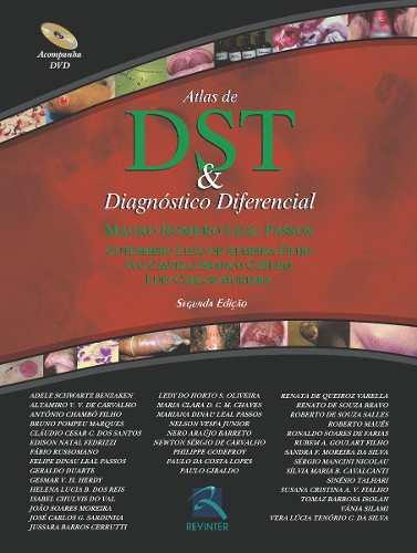 Livro Atlas De Dst E Diagnóstico Diferencial