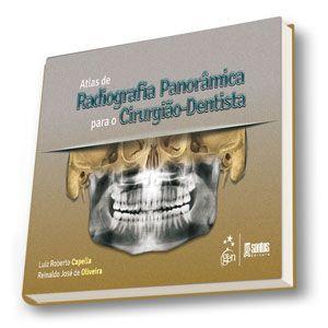 Livro Atlas de Radiografia Panorâmica para o Cirurgião-Dentista