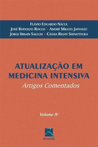 Livro Atualização Em Medicina Intensiva