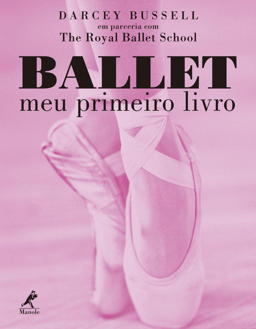 Livro Ballet Meu Primeiro