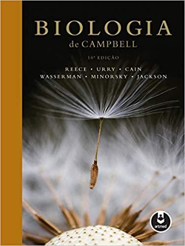 Livro Biologia de Campbell, 10ª Edição 2015