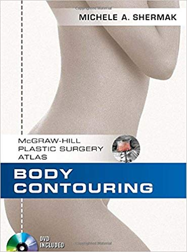 Livro Body Contouring [With DVD]