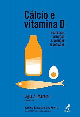 Livro Cálcio E Vitamina D