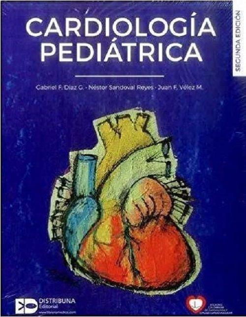 Livro Cardiologia Pediátrica (espanhol)