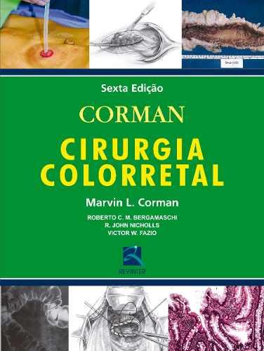 Livro Cirurgia Colorretal
