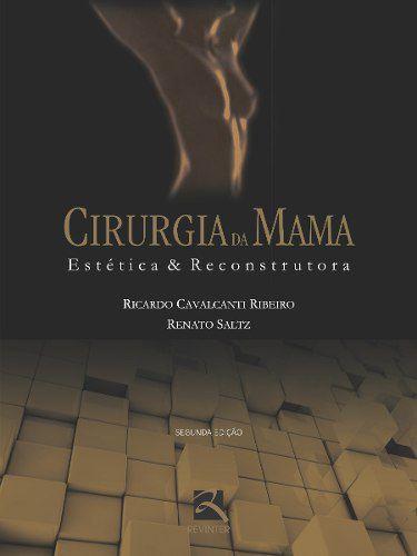 Livro Cirurgia Da Mama