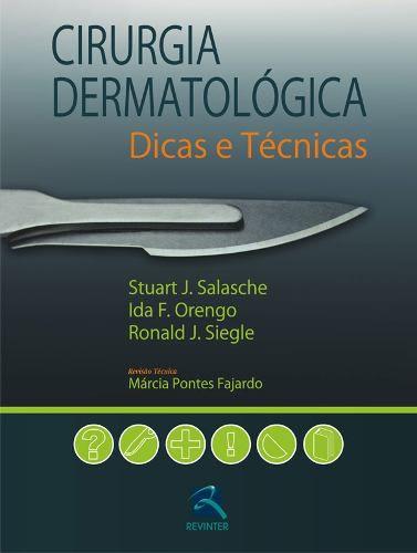 Livro Cirurgia Dermatológica