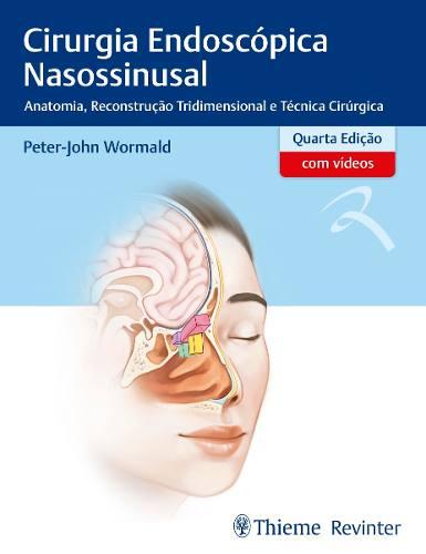 Livro Cirurgia Endoscópica Nasossinusal