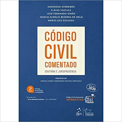 Código Civil Comentado Doutrina e Jurisprudência