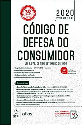Código de Defesa do Consumidor, 2020