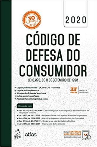 Código de Defesa do Consumidor Lei 8.078