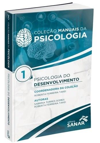 Livro Coleção Manuais Da Psicologia - Volume 1
