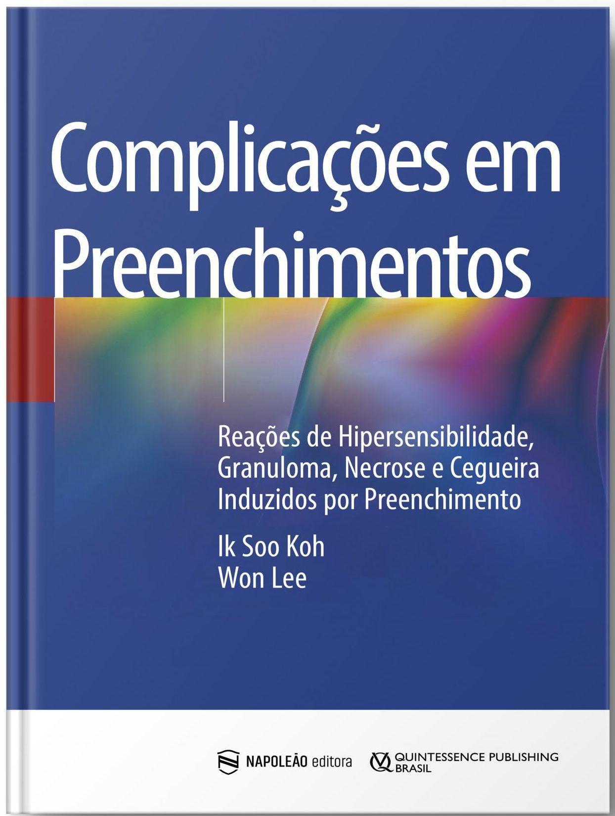 Livro Complicações em Preenchimentos, 1ª Edição