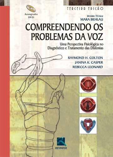 Livro Compreendendo Os Problemas Da Voz