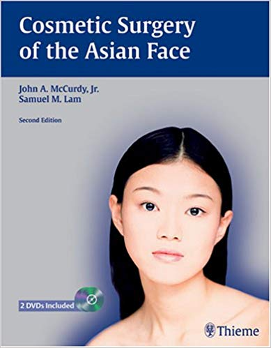 Livro Cosmetic Surgery Of The Asian Face